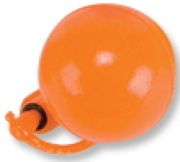 画像1: Thingamabobber(シンガマボバー)1/2インチ 直径1.27センチ オレンジ(1個) (1)