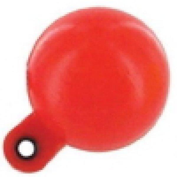 画像1: Thingamabobber(シンガマボバー) 1インチ(Lサイズ) 直径2.5センチ ファイヤーレッド(1個) (1)