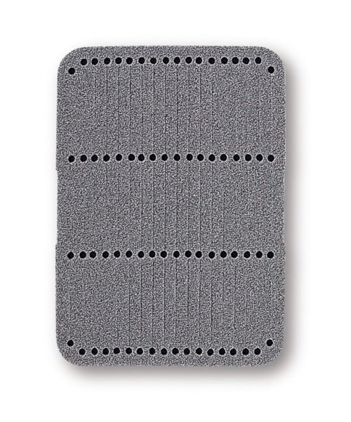 画像1: C&F DESIGN FSA-1500 Sサイズシステムフォーム(FFS-1, FFS-2用) 3-Row Slit Foam for Small System Case (1)